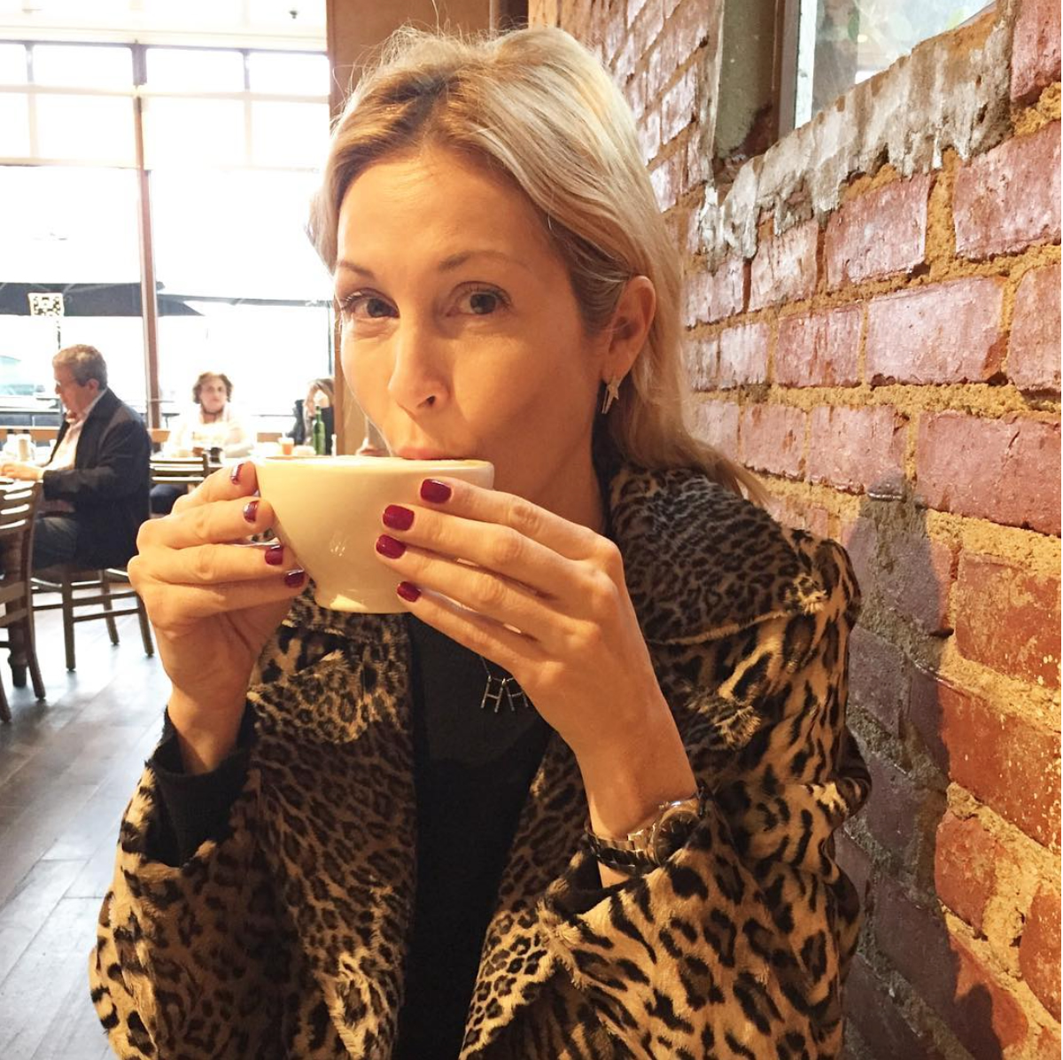Kelly Rutherford Instagram