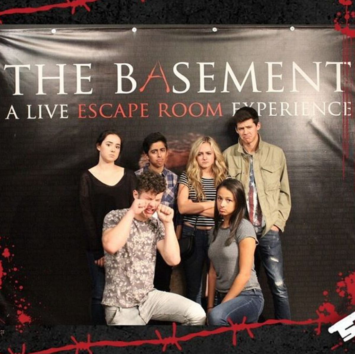 The Basement A Live Escape Room Experience Galuxsee