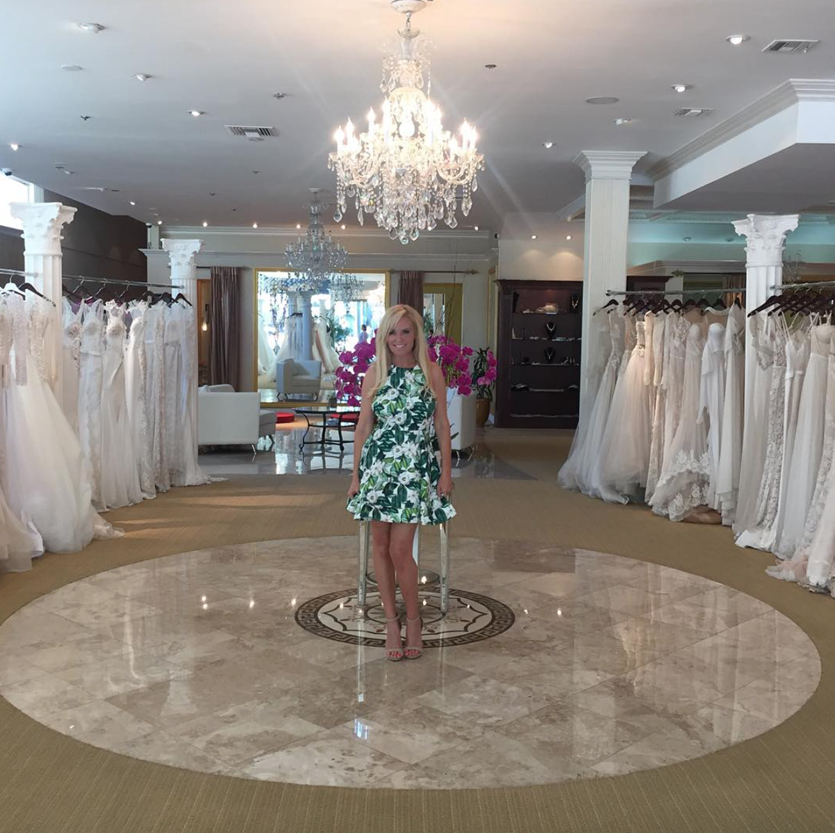 Panache bridal beverly hills galuxsee for Beverly hills wedding dresses