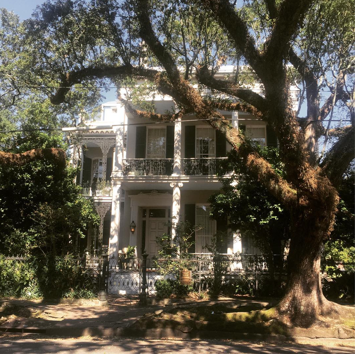 Anne Rice House - GALUXSEE