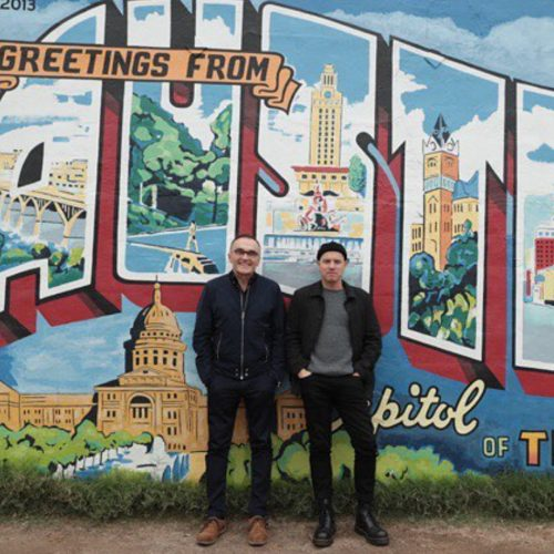 Greetings from austin mural galuxsee for Austin mural location