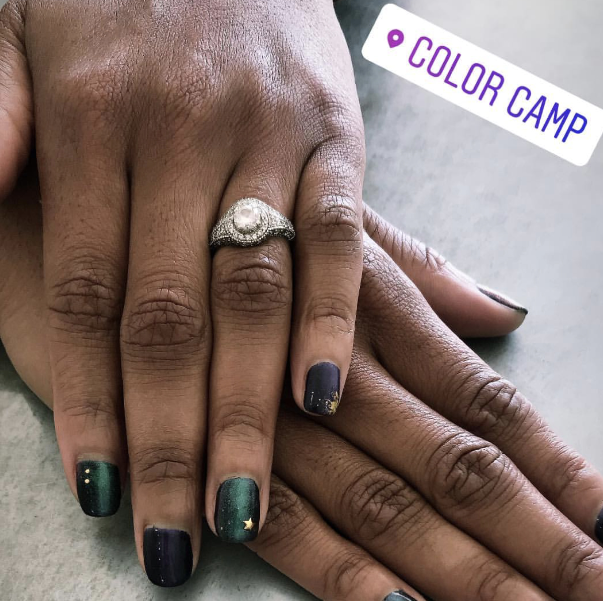 Nail Salon Archives - GALUXSEE