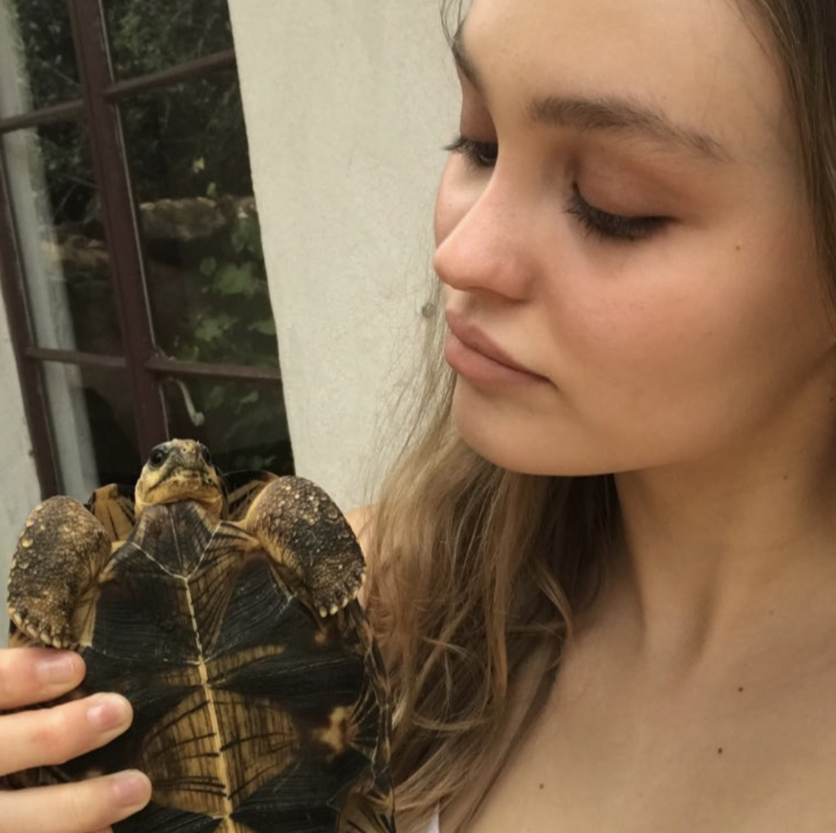 Instagram Lily-Rose Depp nudes (91 photos), Topless, Fappening, Instagram, butt 2006