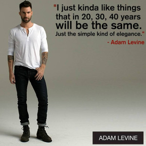 Courtesy: Facebook User Adam Levine