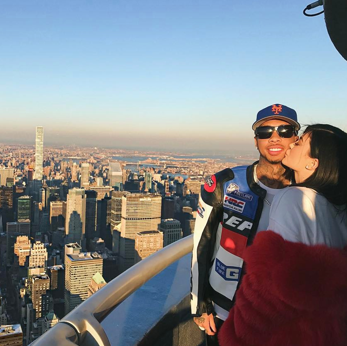 Empire State Building 20170214 Kylie Jenner Instagram Map ... on grand central map, mount rushmore map, rockefeller center map, new york map, times square map, new wtc map, nyc shooting map, ground zero map, building 7 map, lincoln park chicago neighborhood map, twin towers memorial map, ny state road map, central park map, museums in nyc map, las vegas map, hotel pennsylvania map, jersey city medical center map, nyc beaches map, freedom tower map, green lakes state park trail map,