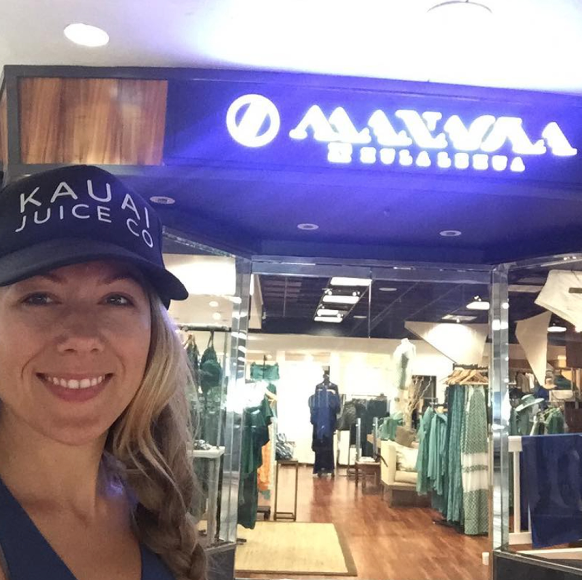 Manaola Hawaii Oahu 20170409 Colbie Caillat Instagram Map
